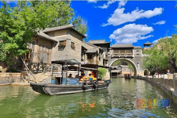 京郊度假勝地古北水鎮開放啦