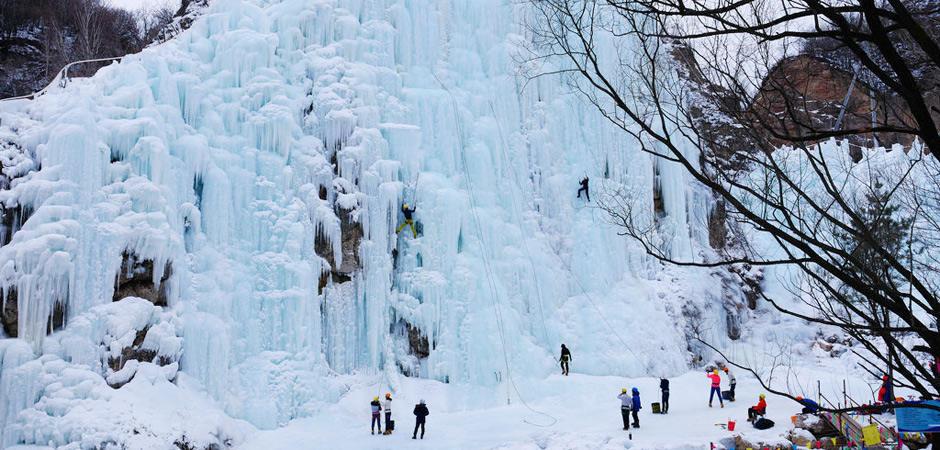 """美爆了!北京也有現實版""""冰雪奇緣""""!這個冬天一定要來打卡!"""