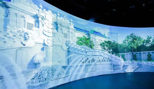 震撼!重返1859年的圓明園,這場藝術與科技的盛宴 ,你心動了嗎?