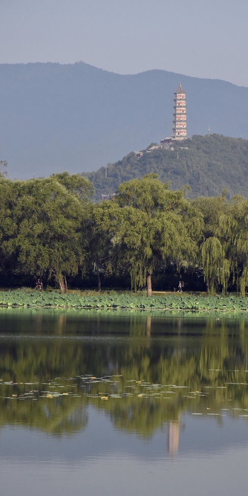 The 14 parks that Beijing people like to visit the most