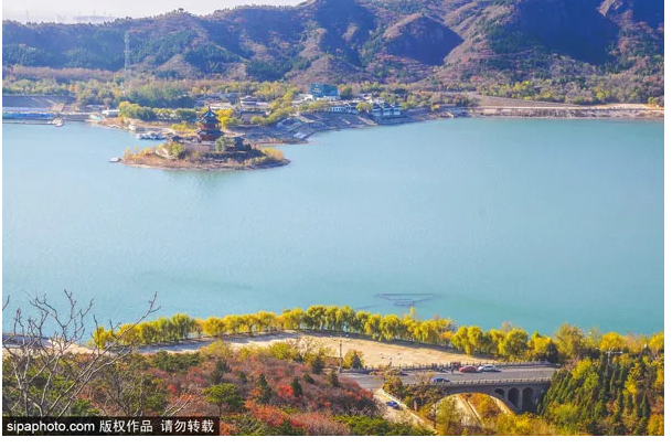These five green mountains and waters in Changping give you a 25℃ summer!