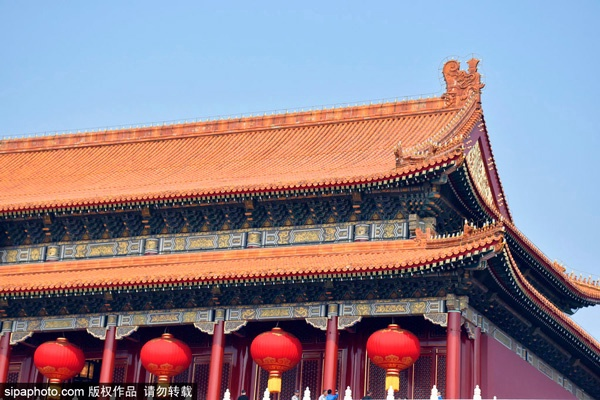 A Must-Visit Scenic Spot in Beijing—Tian'anmen Square