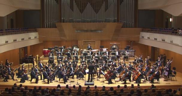 """北京音樂廳:抗""""疫"""",國交經典曲目《風起苗寨》"""