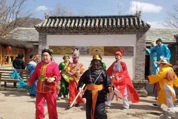 门头沟区谷山村旅游文化节