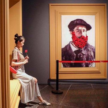 莫奈、庫爾貝等36位畫家61幅真跡呈現諾曼底光影世界