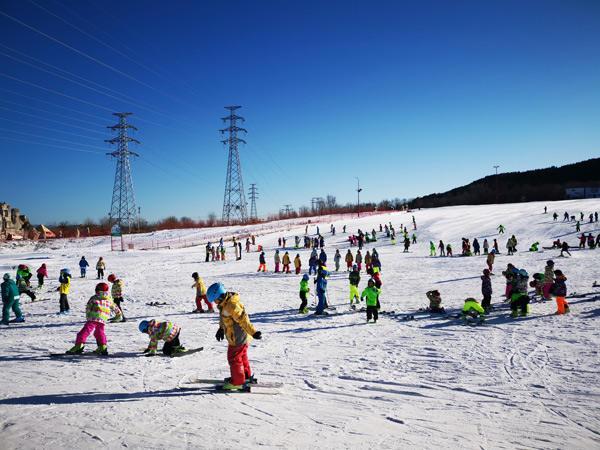 北京順義冰雪溫泉歡樂季開幕