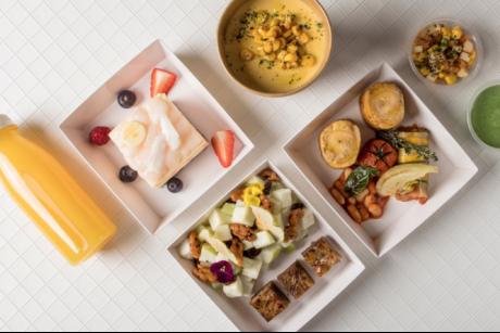 北京華爾道夫酒店傾情推出餐飲外送服務 安心享食米其林餐盤美饌