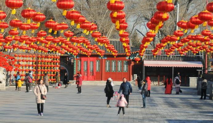 北京這些公園景區臨時關閉,包括八達嶺長城!發熱門診增至101家