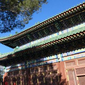 正覺寺:圓明園唯一躲過火焚劫難的建筑