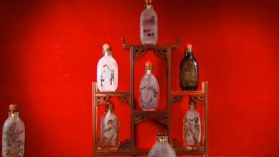 老北京匠心 瓶內有乾坤
