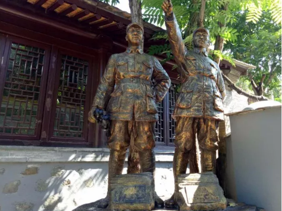 北京紅色旅游線路:革命老區追憶之旅