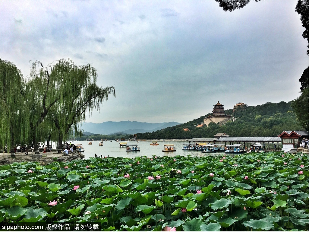 Most Attracting Watercape in Summer Palace