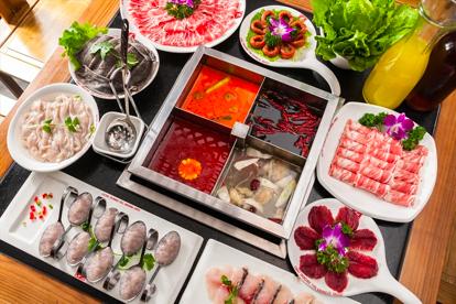 北京で本番な重慶火鍋を食べよう~黄門老灶火鍋