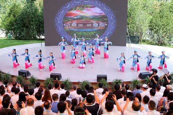 北京世园会广东日,展现南粤水 岭南风 世园情