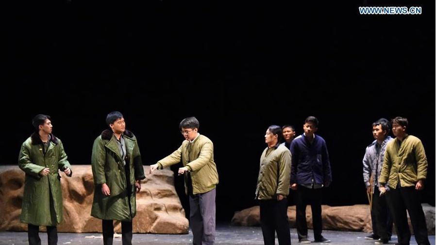 Golden Hedgehog University Students' Drama Festival 2019 concludes in Beijing