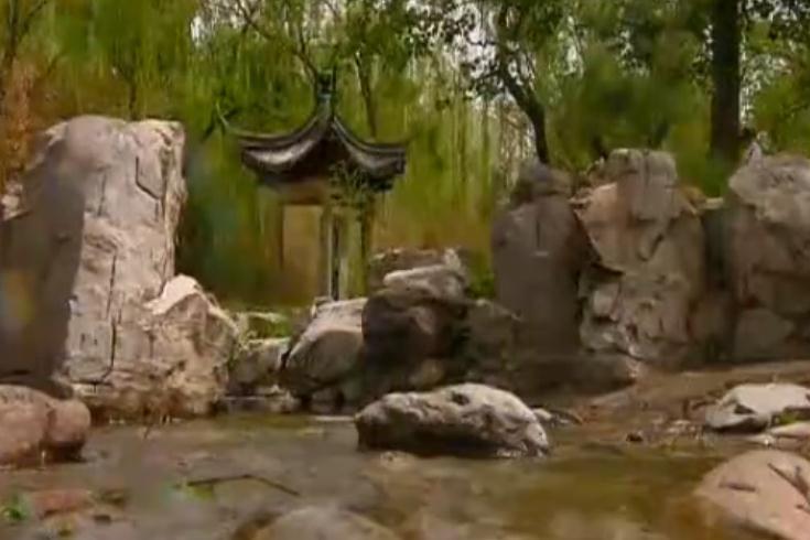 北京園林 亭亭已立