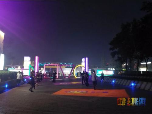 北京市级特色消费街区:华熙-live