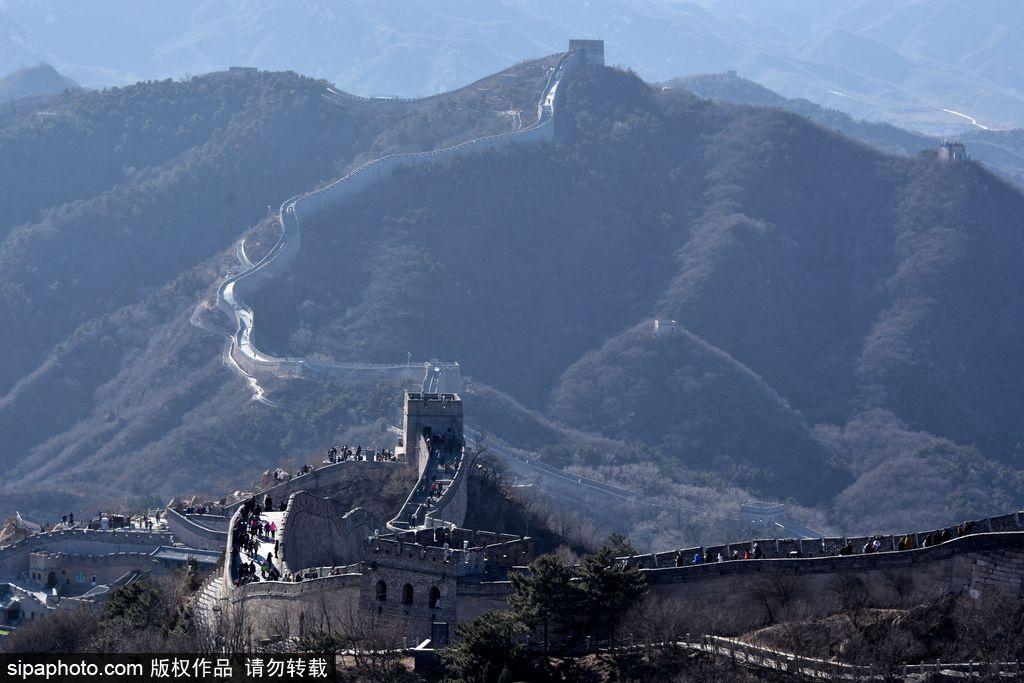 Visite la Gran Muralla para descubrir el encanto de la cultura china