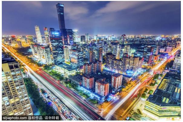 """全北京关注!这个""""夜京城""""地标,处处都是网红打卡地!美哭无数人~"""