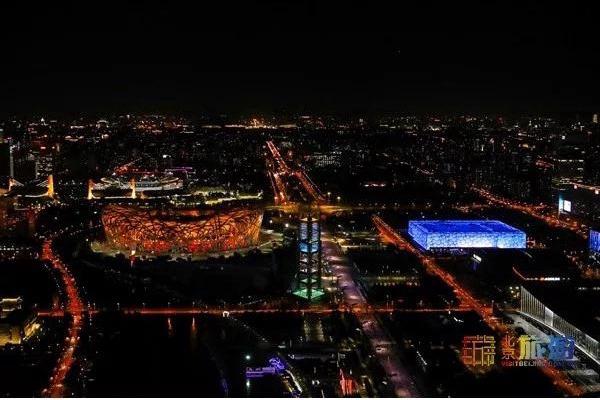 2019年北京市夜间消费调查报告发布 奥林匹克公园成最热夜间消费商圈