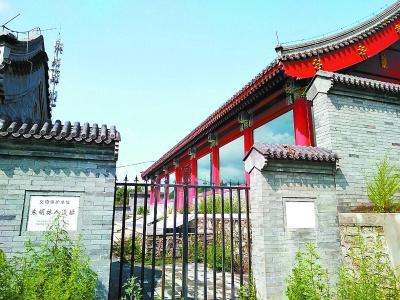 古村拾遺:東胡林的遠古印記
