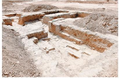 宣化发现横跨多个朝代古墓葬遗址群