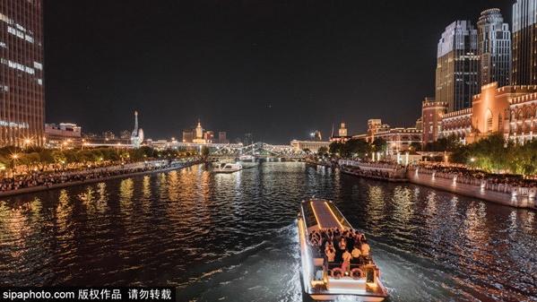 """2019""""一带一路""""海河国际龙舟赛将举行"""
