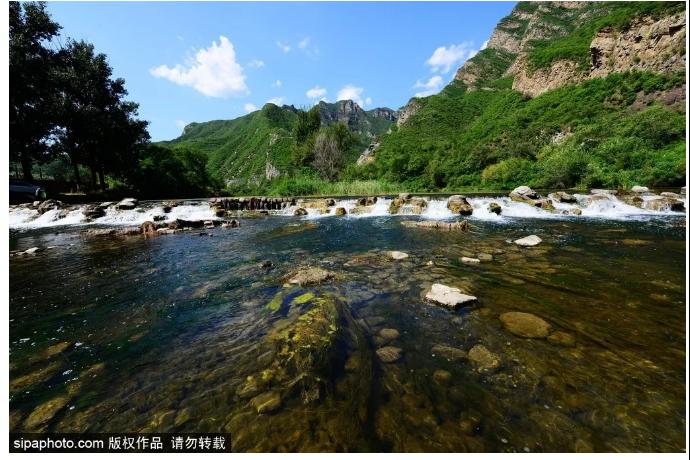 消失了许久的绝美风景再现京郊!有山水古村,公园绿地,还有北京最多的传奇!