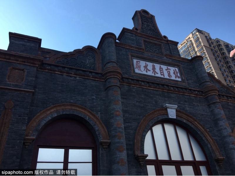 北京自來水博物館:北京自來水來自哪兒
