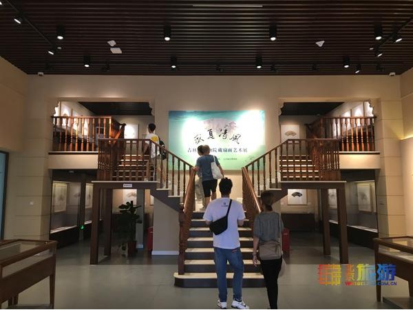 盛夏清风——吉林省博物院藏扇面艺术展