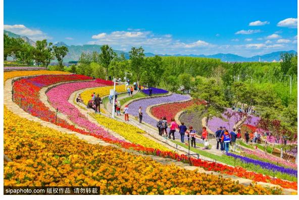 好消息!北京世园会重新开放啦!票价令人震惊,近乎免费!