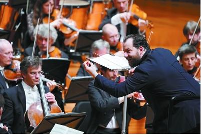 莱比锡布商大厦管弦乐团登台国家大剧院