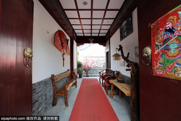 京郊的这些度假村,宛若世外桃园般存在!