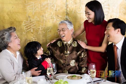 北京东方君悦大酒店长安壹号推出新年菜单