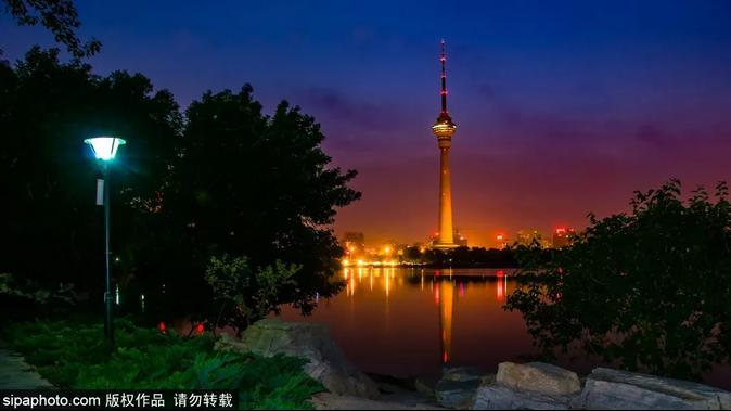 在北京,度過浪漫七夕!