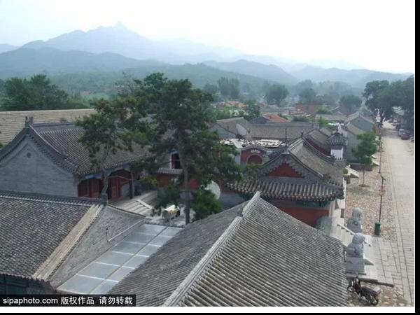 在京城这些村落,感受诗中的意境!