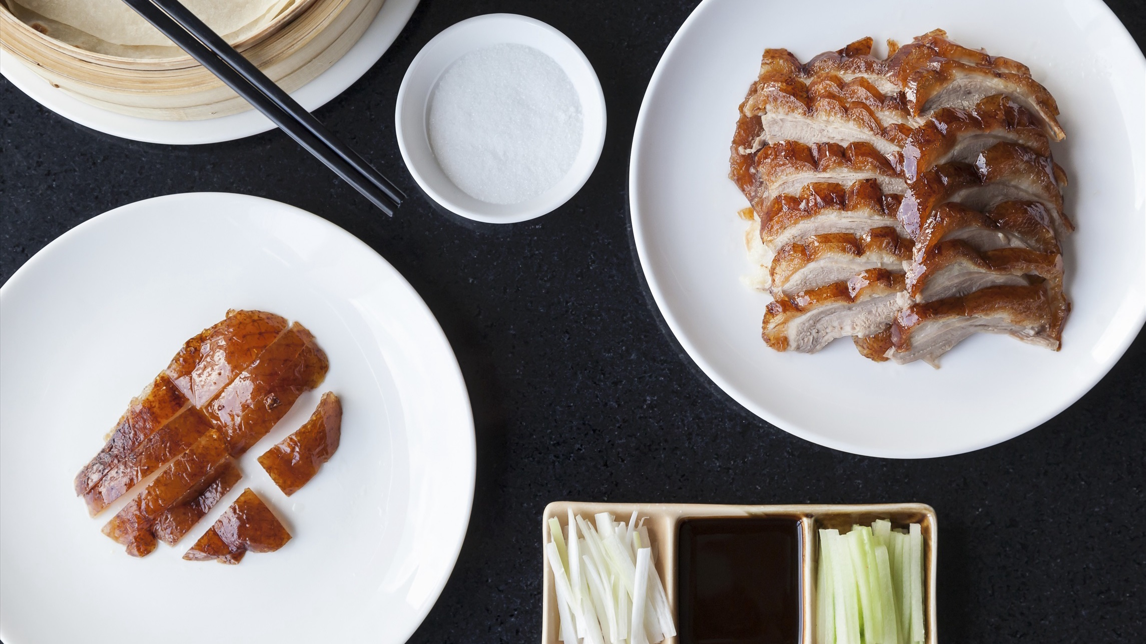 Try the duck at new Hua outlet