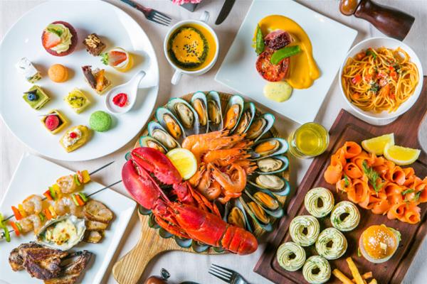 初夏奉上最in美国范儿主题自助餐 共赴一场肆无忌惮的肉食之旅吧!