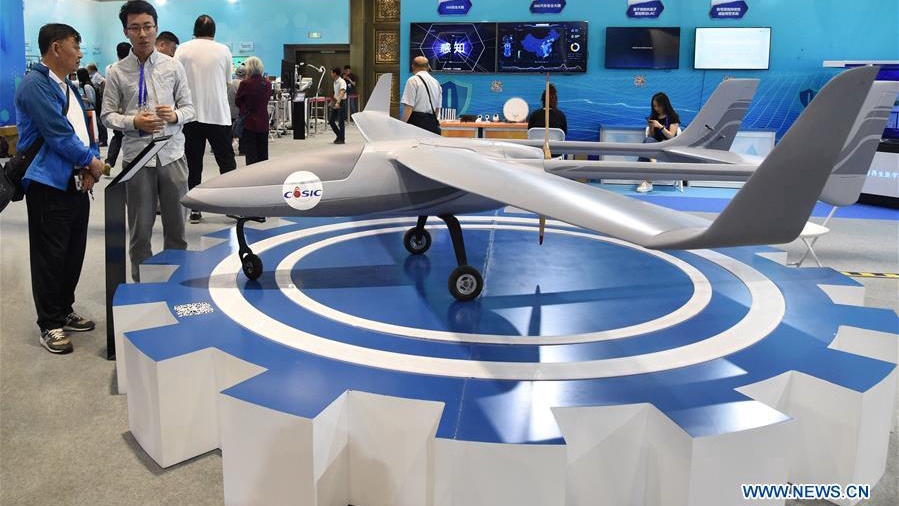 Highlights of 19th National Science and Technology Week in Beijing