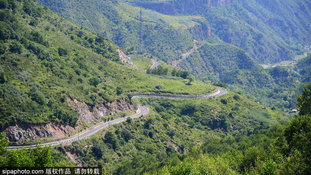 Avoid Summer Heat in Lingshan Mountain