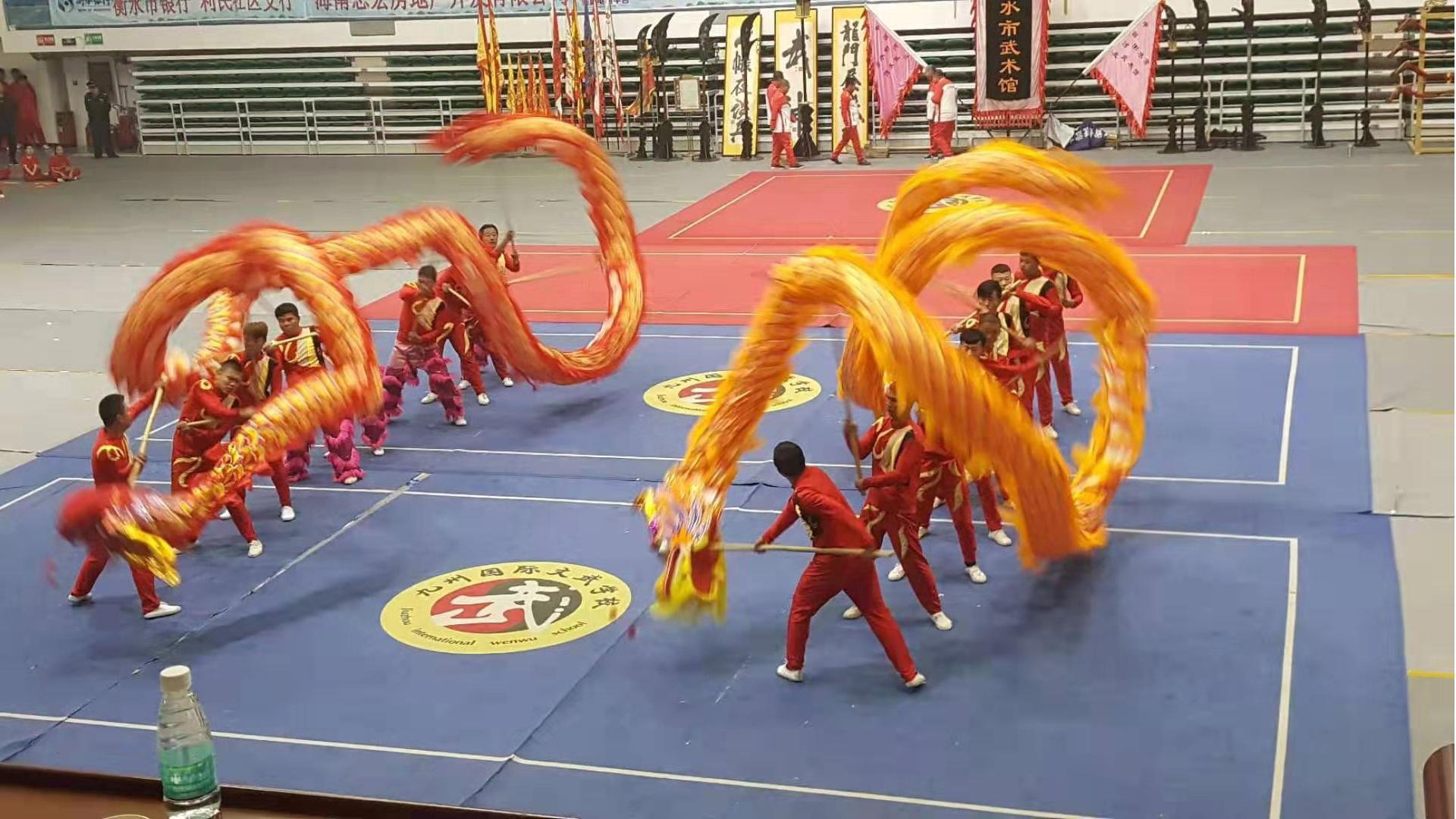 衡水市举行第二届武术节