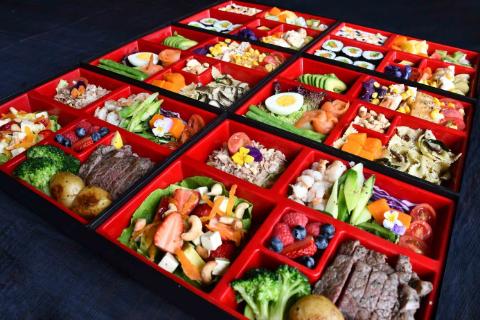 轻食 Bento Box丨爱美、爱时尚、爱健康的宝宝们快快看过来!