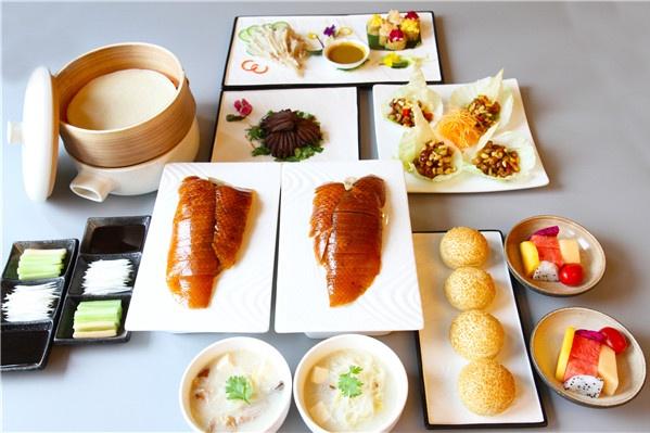 全鴨宴—解鎖鴨子的6種做法 北京萬達文華酒店推出周末全鴨雙人套餐