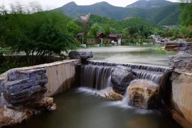 北京静之湖度假景区美丽宜人