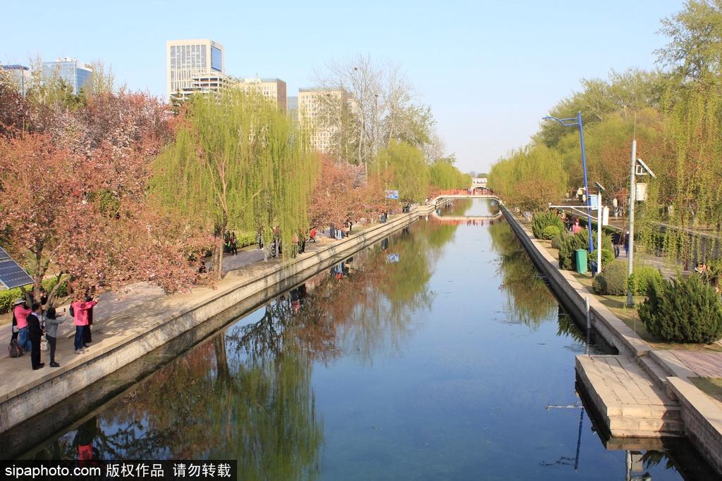 北京这几个遗址公园你知道吗?
