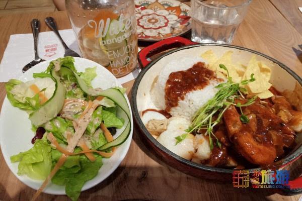 京城环境小资的异域美食,吃饭也能如此享受!