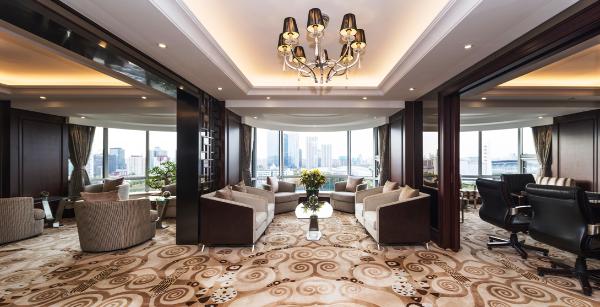 北京五洲大酒店:以党建为引领 筑企业常青之基
