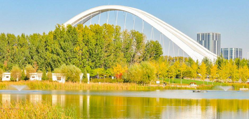 比頤和園大,比奧森好玩,北京這處免費公園還鮮為人知