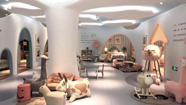 朝陽百腦匯改造成全新零售藝術空間