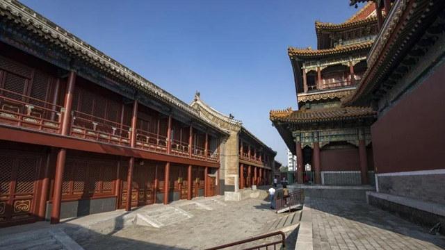 全天限額+限時分流!北京這處皇家建筑群終于開放,氣勢恢宏、獨具一格!